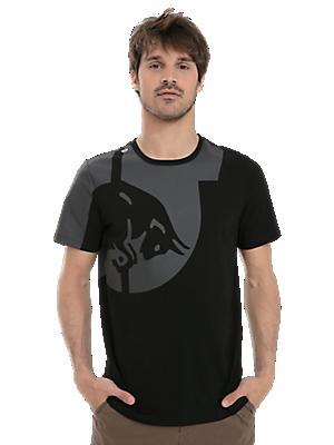 Hero Logo Rundhals-T-Shirt mit Taurex®