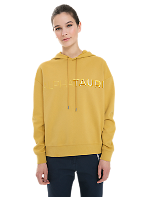 Hoodie with 3D embroidery and Taurex®