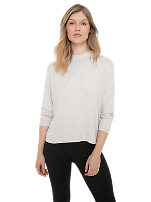 Lightweight Long-Sleeved Top with Taurex®