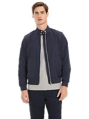 Classic Cotton Bomber Jacket®
