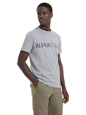 T-shirt with AlphaTauri Embroidery and Taurex®