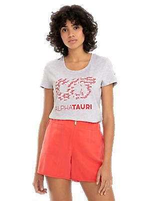 Feminine Herobranding T-shirt with Taurex®