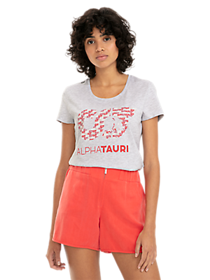 Feminines Herobranding T-Shirt mit Taurex®