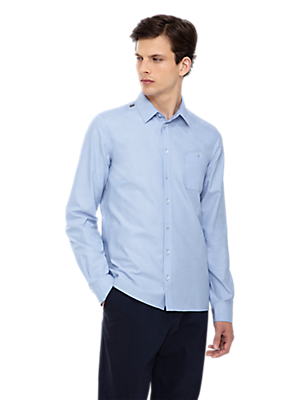 Kent Collar Oxford Shirt