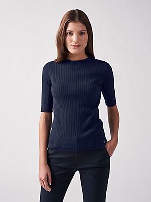 Anti-Odour Seamless Knit Top